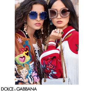 Dolce & Gabbana napszemüveget minden feltűnésre vágyónak!