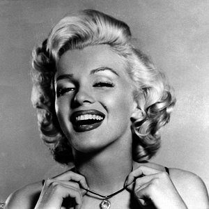 Tudod, ki lett a Max Factor arca? Marilyn Monroe...!