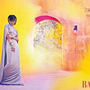 Rihanna a Közel-Keleten
