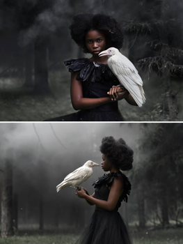 Mint a mesében: Katerina Plotnikova fotói