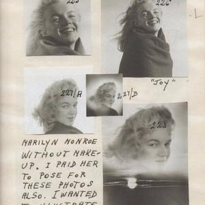 Marilyn Monroe 20 évesen, amikor még nem is így hívták