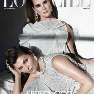 Brooke Shields és Helena Christensen együtt?