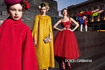 Forróság? Akkor itt a Dolce&Gabbana ősze!