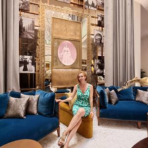 Tiszteletem Matild! Megnyílt Budapest új pazar luxusszállodája