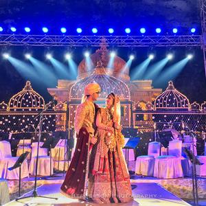 Varázslatos esküvő IPhone-nal fényképezve