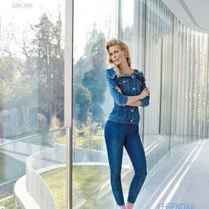 Claudia Schiffer ikonikusan