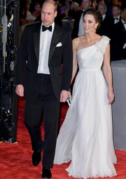 Kate Middleton Diana fülbevalójával váltott ki elismerést