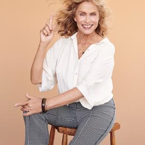 Lauren Hutton kampányban