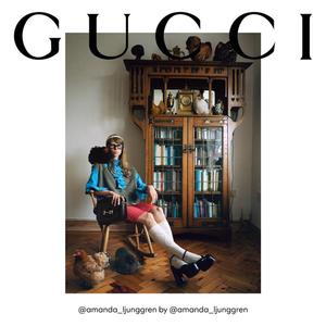 A Gucci rituálisan döbbenetes