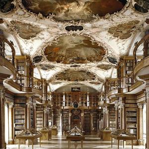 A világ legszebb könyvtárai