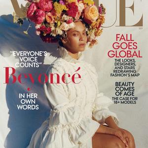 Azért az amerikai Vogue is odatatte magát Beyoncéval