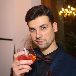 A bártender, aki imádja a Martinit