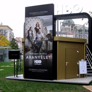 Aranyélet pop-up szabadulószoba nyílt. Krimi kedvelők előnyben!
