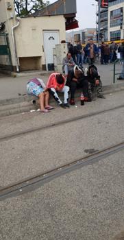 Mi történik Budapest utcáin?