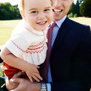 Boldog 2. születésnapot, kis herceg!