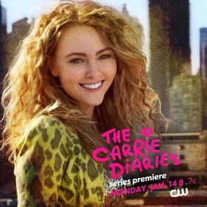 Közeleg Carrie naplója