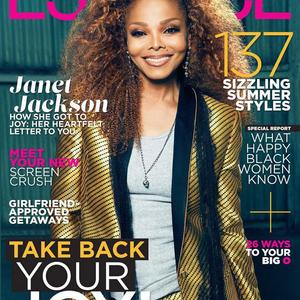 Janet Jackson címlapon
