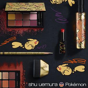 Pokémon kollekció a Shu Uemurától! Megvadulsz!