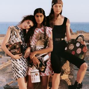 Louis Vuitton és Fornasetti kollab