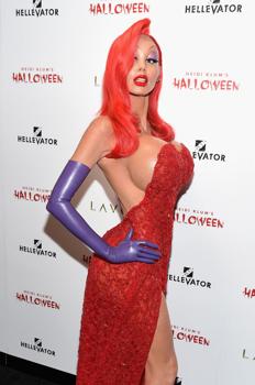Heidi Klum Halloween kosztümjére idén is figyeljünk!