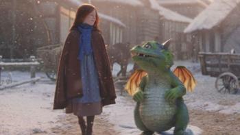Az év legvártabb karácsonyi reklámja Magyarországon készült!