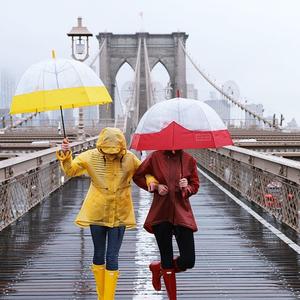Mi a szerethető az esőben?