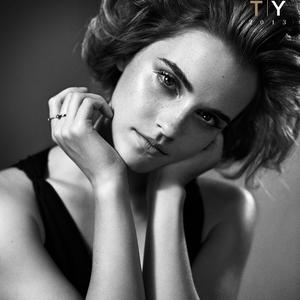 Emma Watson, az év nője