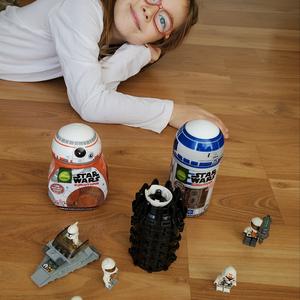 Az erő velünk van: Star Wars vitaminok!