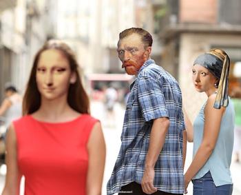 Művészet ma: avagy Van Gogh mit tenne?