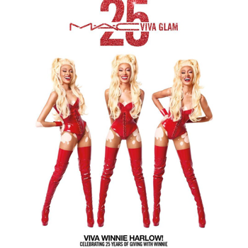 MAC Viva Glam: 25 éve!