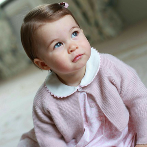Anyák napjára, szeretettel: Charlotte hercegnő