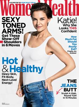 Katie Holmes egészséges és szép
