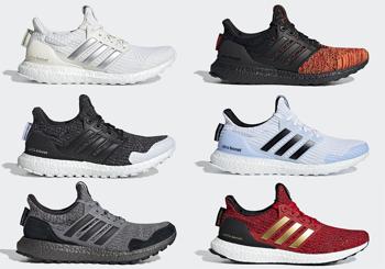 Trónok harca cipő kollekció az Adidastól