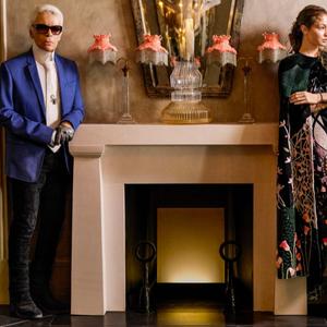 Amikor Karl Lagerfeld áll a kályhánál