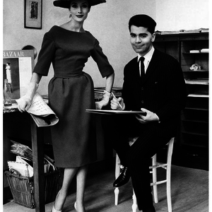 Karl Lagerfeld: aki már életében legenda lett!