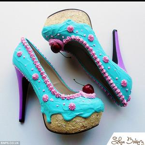 Süti egy cipő!