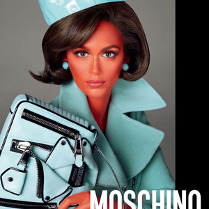 A Moschino zöld utat adott a kéknek