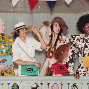 A Gucci is a sokszínű nyárban hisz