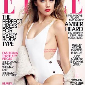 Mrs. Depp szexi címlapja