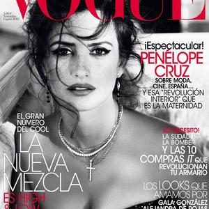 Penélope Vogue borítón