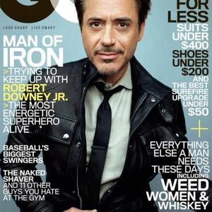 A legvonzóbb szuperhős: Robert Downey Jr.