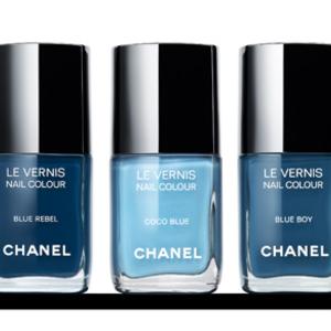 Egy kis Chanel kékség