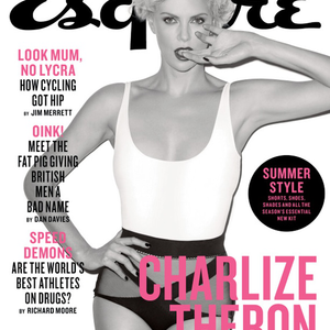 Charlize Theron Terry Richardson szemével