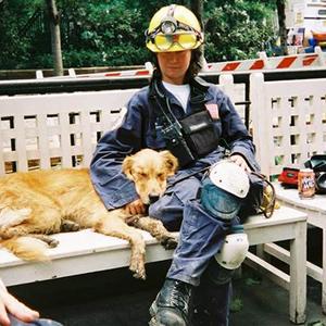 Az utolsó élő mentőkutya arról a bizonyos szeptember 11-éről