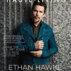 Ethan Hawk borítón végezte