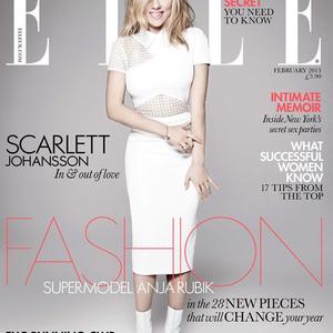 Scarlett Beckham ruhában pózol