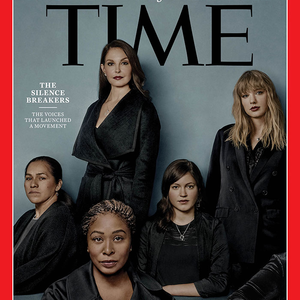 A Time év embere(i) a #metoo megszólalói lettek