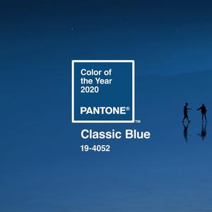 A 2020-as év Pantone színe: a kék. Meglepő vagy sem?