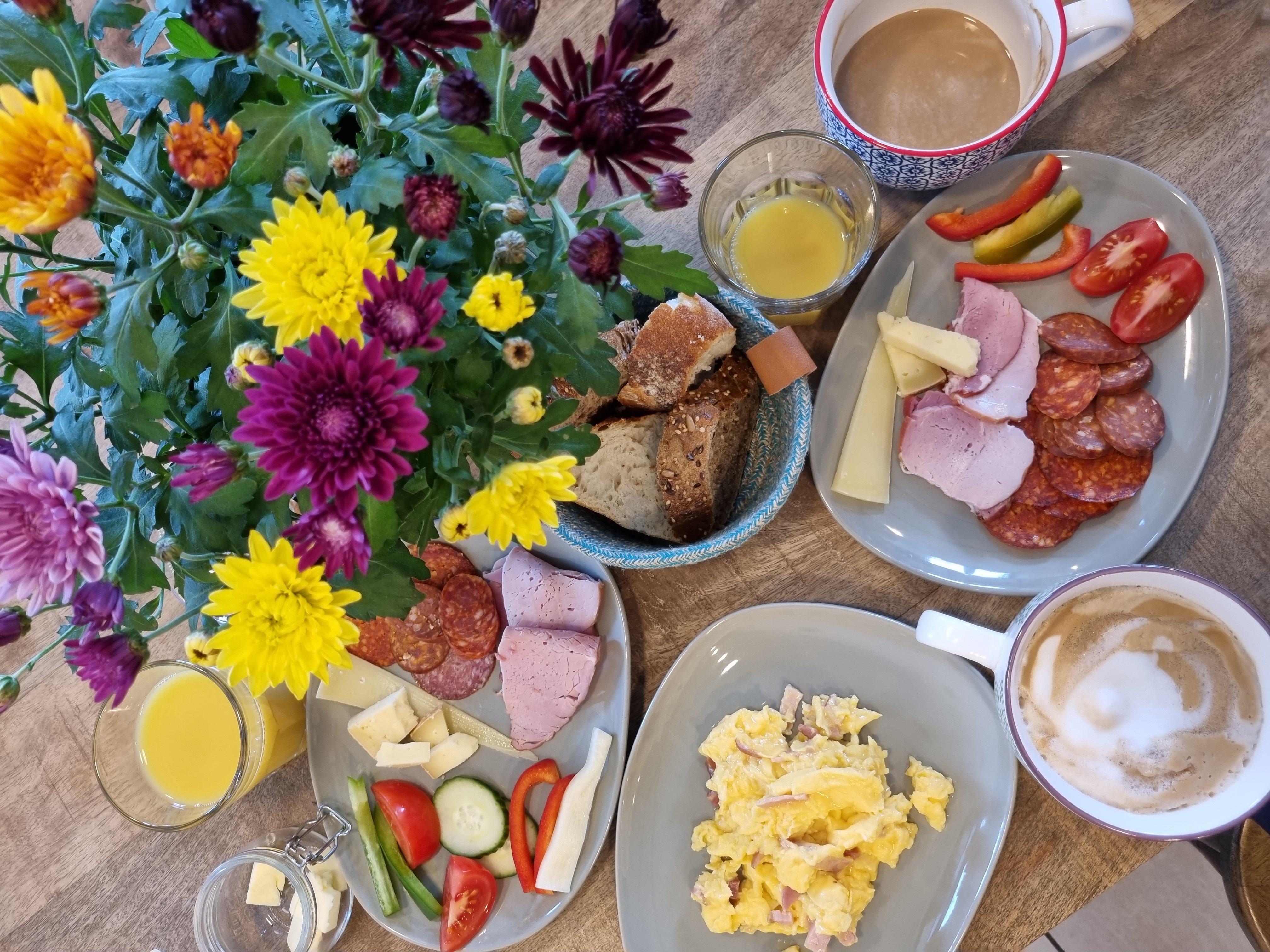 Terülj terül asztalkám reggelire