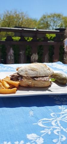 Hát igen.... a pastrami és a pulled pork szendvics eléggé ott van a szeren náluk.
